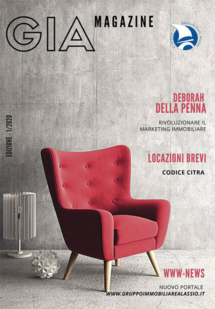 Copertina GIA Magazine Inverno 2020